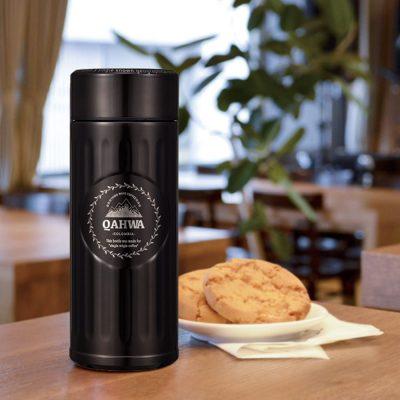 CB-Qahwa第三波精品咖啡專用保冷保溫杯(深鐵灰)1