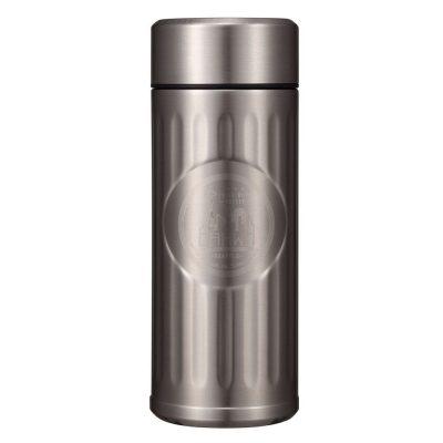 CB Japan Qahwa 第三波精品咖啡專用保冷保溫杯 酷炫銀
