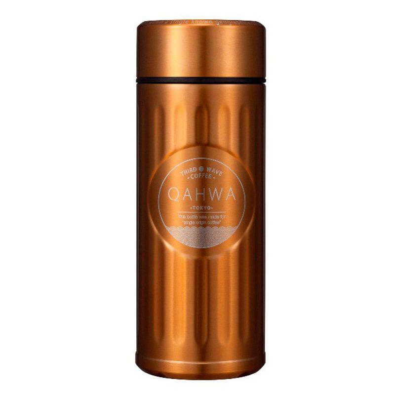 CB Japan Qahwa 第三波精品咖啡專用保冷保溫杯 香檳金