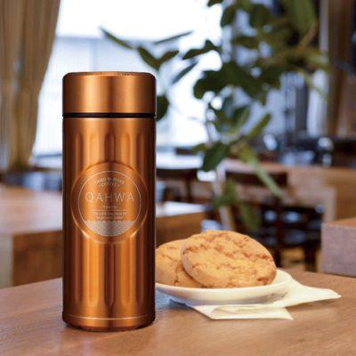 CB-Qahwa第三波精品咖啡專用保冷保溫杯(香檳金)1