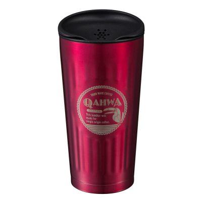 CB Japan Qahwa 第三波聞香隨行咖啡專用保冷保溫杯 粉紅桃