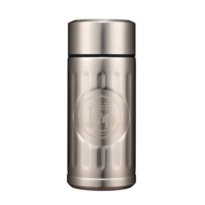 CB-Qahwa-mini精品咖啡專用保冷保溫杯(酷炫銀)