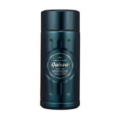 CB-Qahwa-mini精品咖啡專用保冷保溫杯(金屬藍)
