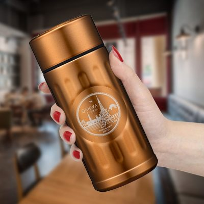 CB-Qahwa-mini精品咖啡專用保冷保溫杯(香檳金)2