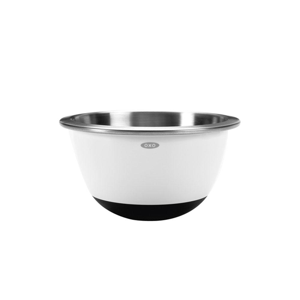 美國 OXO 不鏽鋼止滑攪拌盆 1.4L