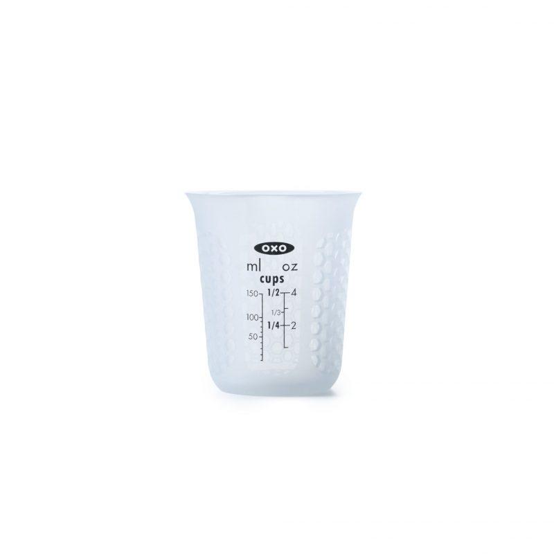 美國 OXO 矽膠軟質量杯 迷你款