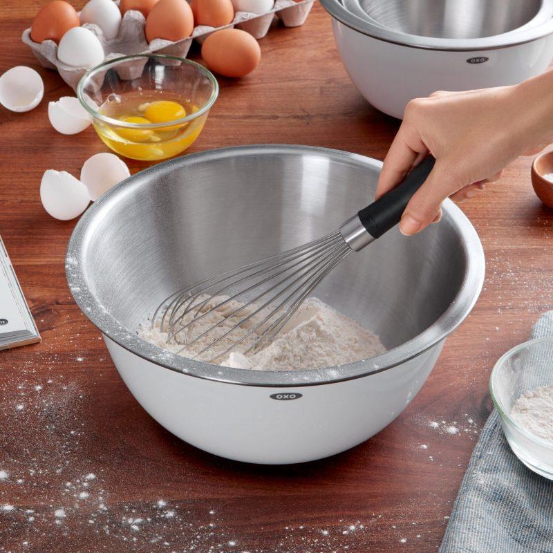 美國 OXO 好打發11吋不鏽鋼打蛋器
