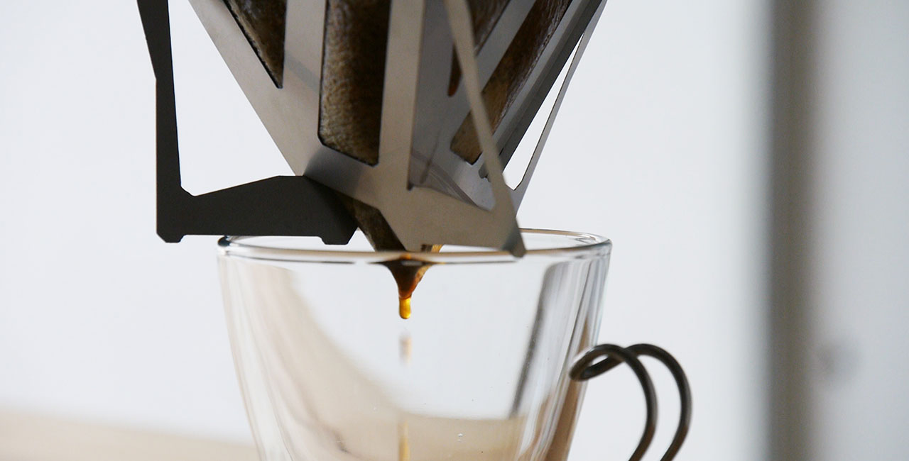 【買1送1】日本 MUNIEQ Tetra Drip 攜帶型濾泡咖啡架