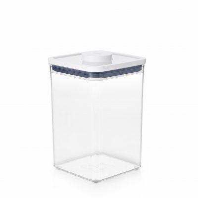 美國 OXO POP 大正方按壓保鮮盒 4.2L