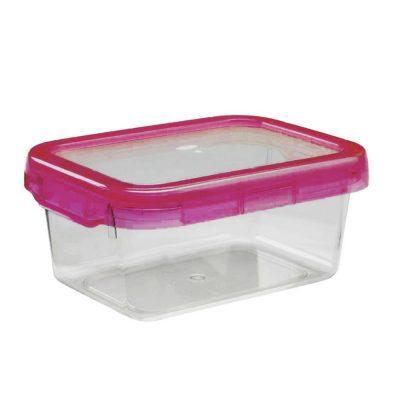 美國 OXO 好好開密封保鮮盒 0.95L 野莓