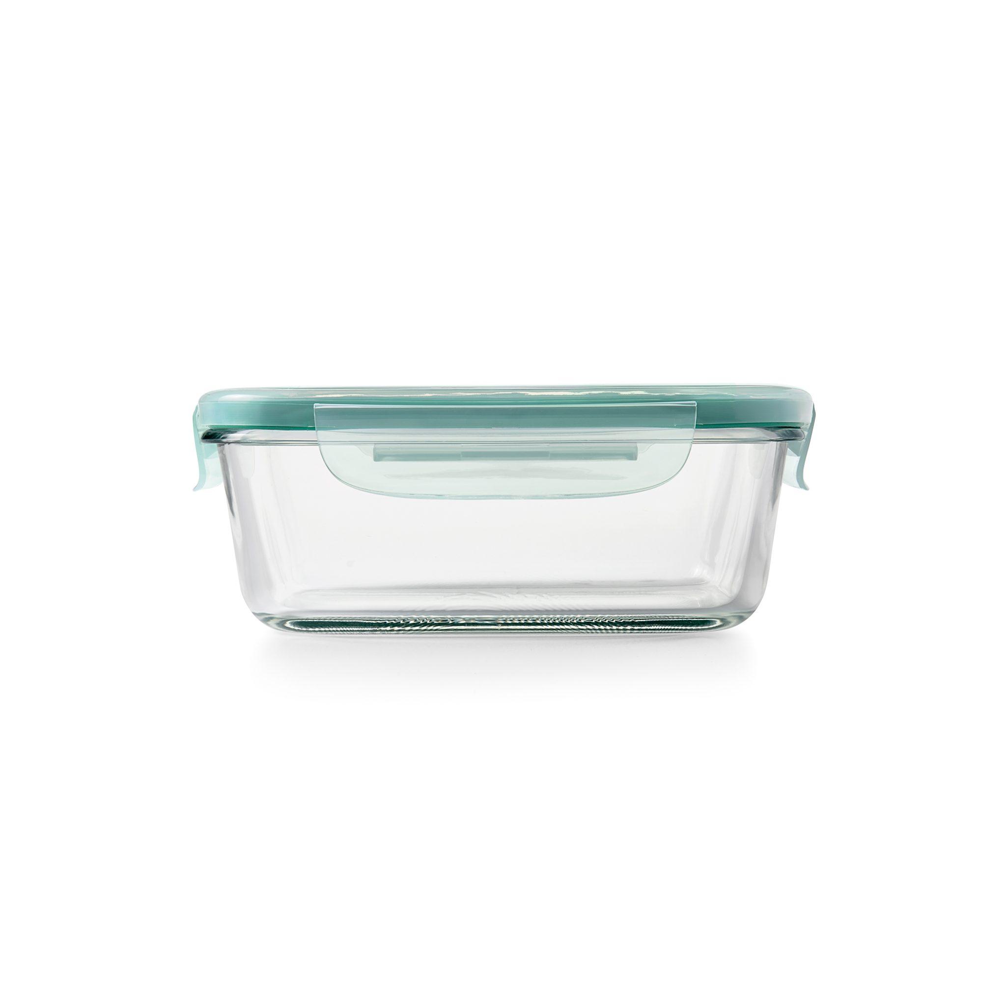 美國 OXO 耐熱玻璃保鮮盒 0.875L