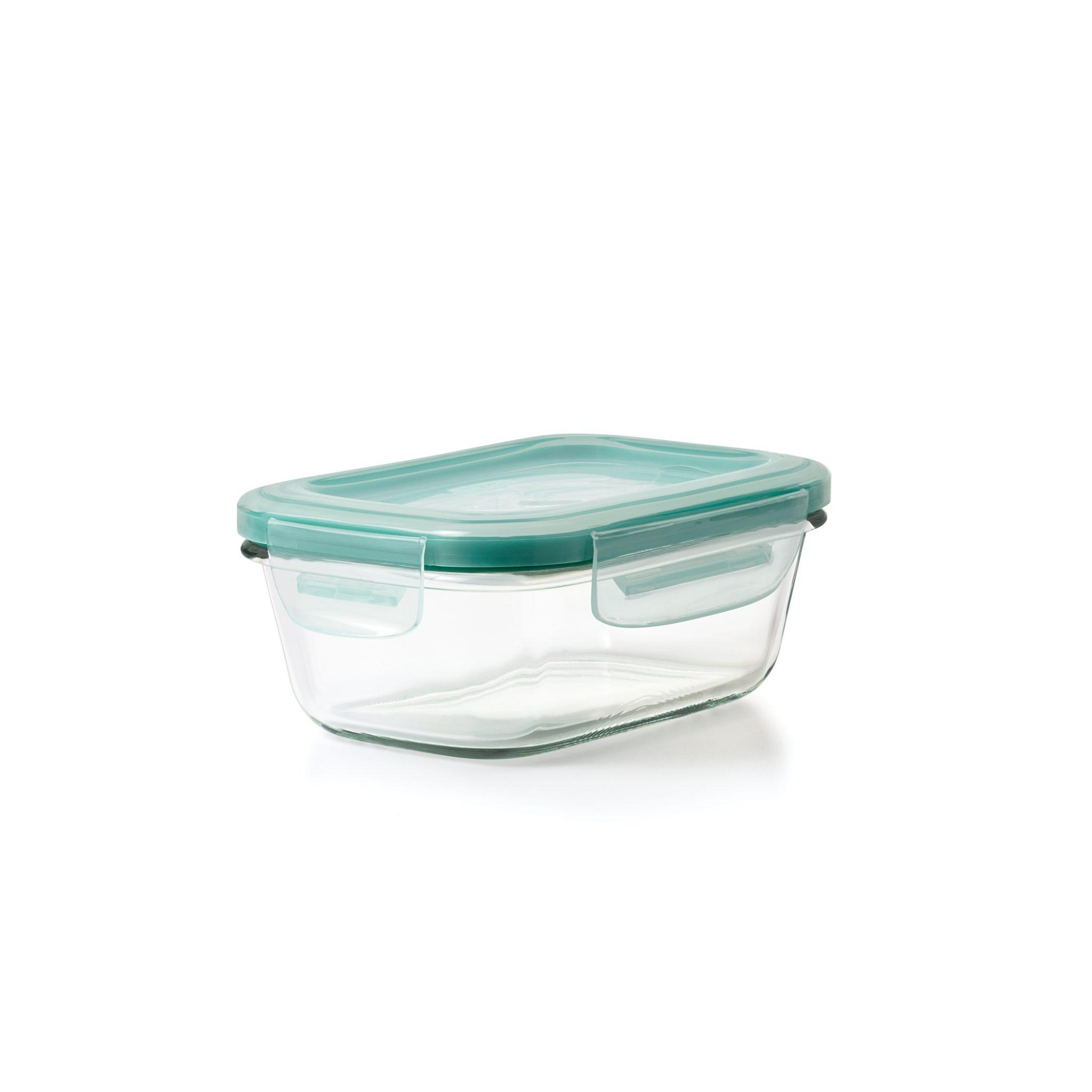 美國 OXO 耐熱玻璃保鮮盒 0.4L