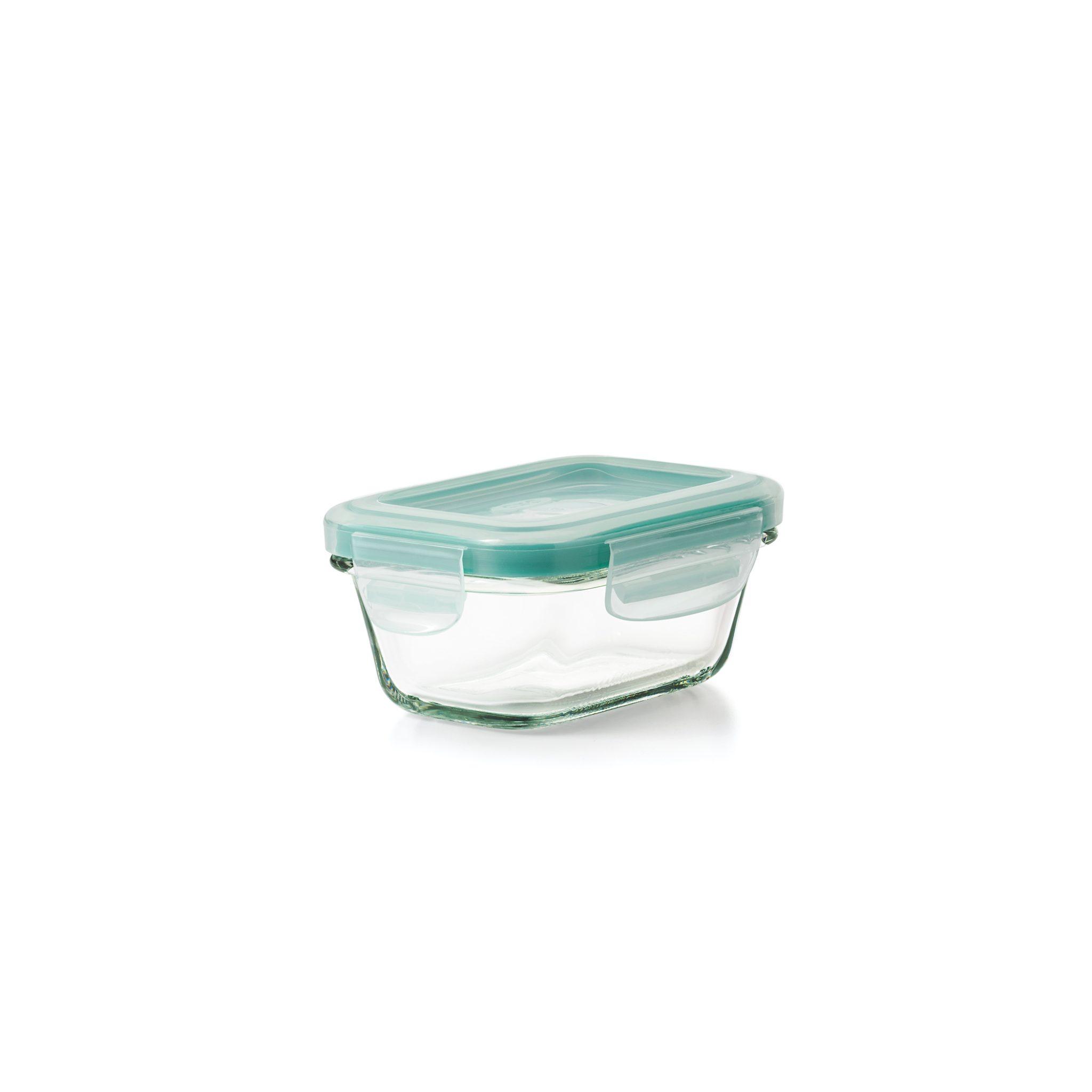 美國 OXO 耐熱玻璃保鮮盒 0.125L