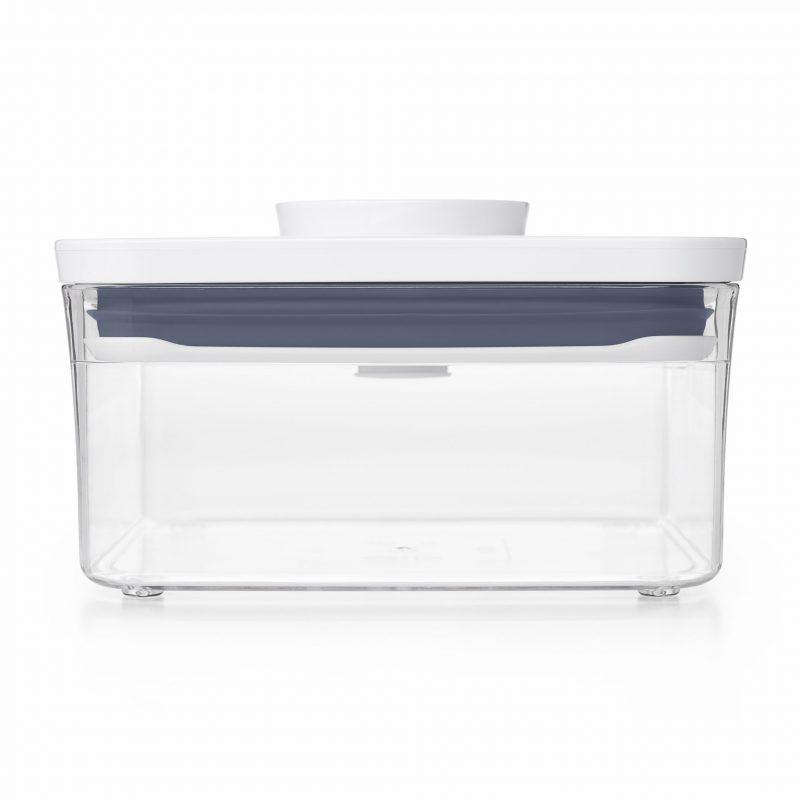 美國 OXO POP 大正方按壓保鮮盒 1L