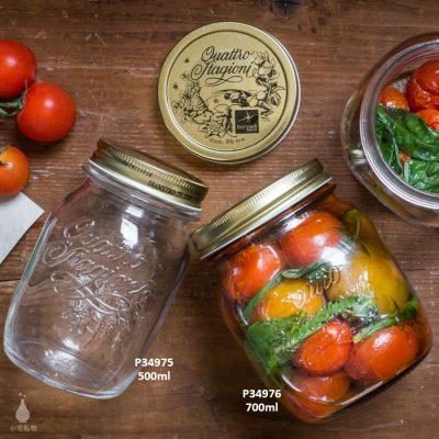 Bormioli-Rocco-四季果醬橢圓罐-5tag