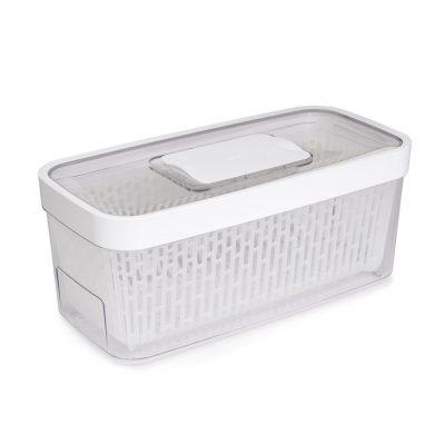 美國 OXO 蔬果活性碳長鮮盒4.7L (延長保鮮 / 保持活性)