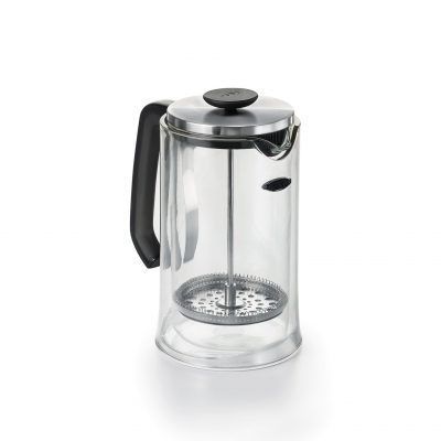 美國 OXO 好優雅雙層法式濾壓壺8杯 (1.8L)
