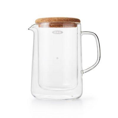 美國 OXO 雙層玻璃壺