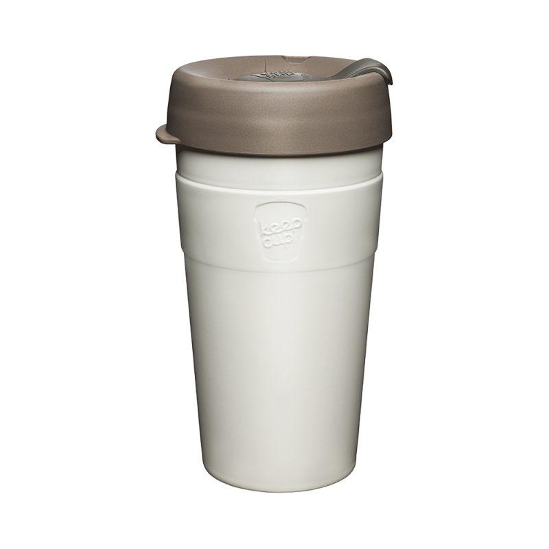 澳洲 KeepCup 雙層真空隨身杯 L - 奶油絲絨
