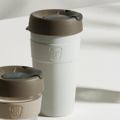 KeepCup雙層真空隨身杯-L---奶油絲絨2