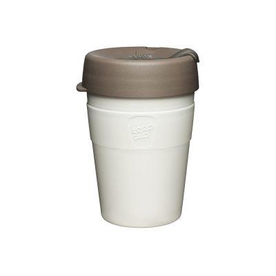 KeepCup雙層真空隨身杯-M-奶油絲絨