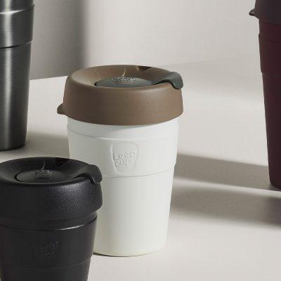 KeepCup雙層真空隨身杯-M---奶油絲絨2