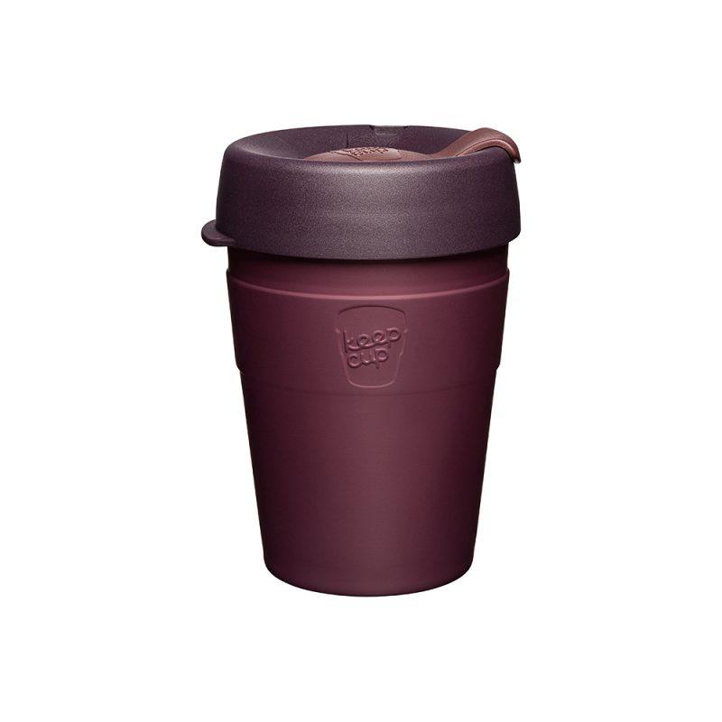 澳洲 KeepCup 雙層真空隨身杯 M - 甜酒紅