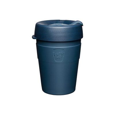 澳洲 KeepCup 雙層真空隨身杯 M - 優雅藍