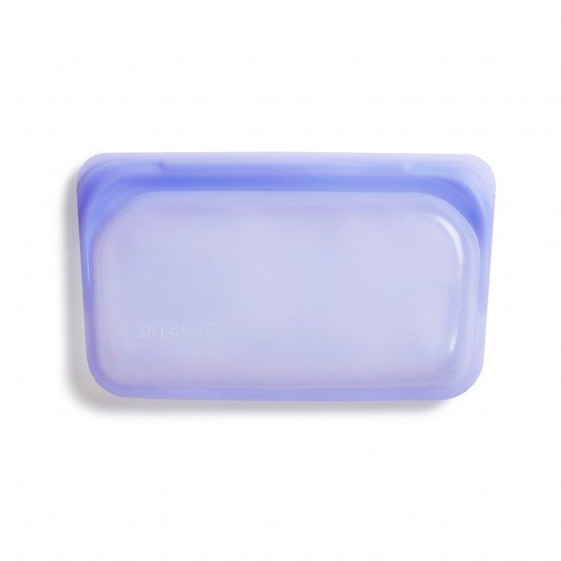 美國 Stasher 矽膠密封袋 長形 紫外光