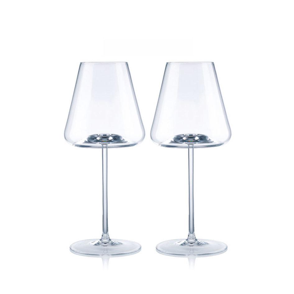 歐洲 ROGASKA 水晶玻璃 ARMONIA 達文西 通用高腳杯 2支裝