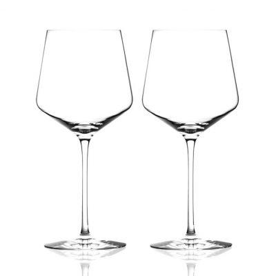 歐洲 ROGASKA 水晶玻璃 STOP 沉思者 白酒杯 2支裝