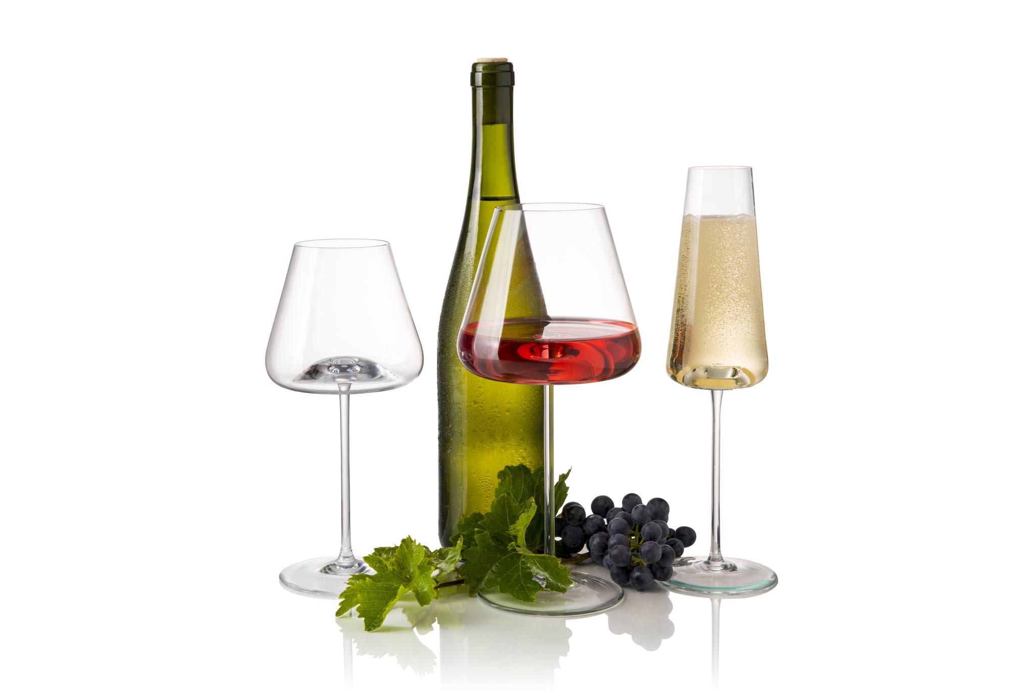 歐洲 ROGASKA 水晶玻璃 ARMONIA 達文西 香檳杯