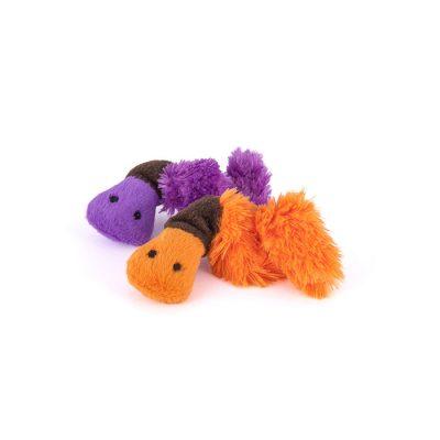 美國 P.L.A.Y. 玩具系列 狂野貓咪 蠕動蚯蚓