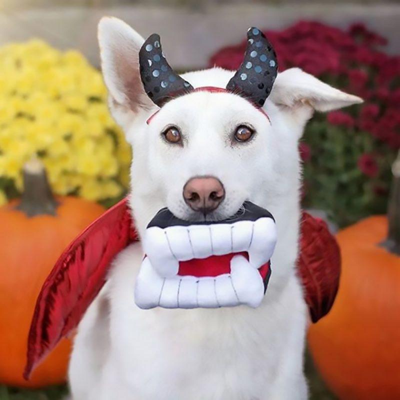 美國 P.L.A.Y. 玩具系列 萬聖節嚎叫 殭屍犬尖牙