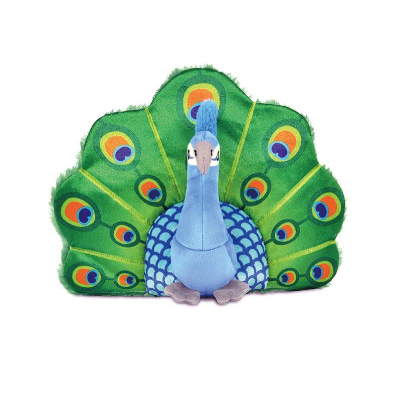 美國 P.L.A.Y. 玩具系列 魅力珍禽 伯希孔雀