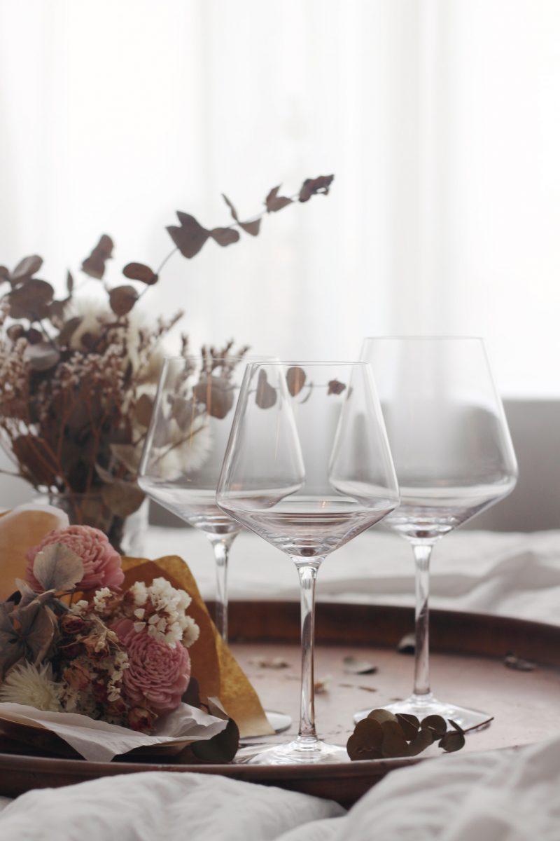 歐洲 ROGASKA 水晶玻璃 STOP 沉思者 紅酒杯 2支裝