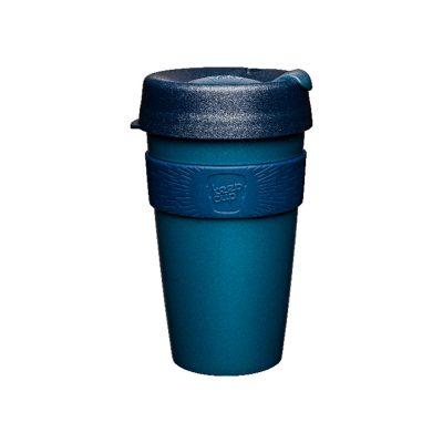 澳洲 KeepCup 隨身咖啡杯 隨行杯 L (優雅藍)