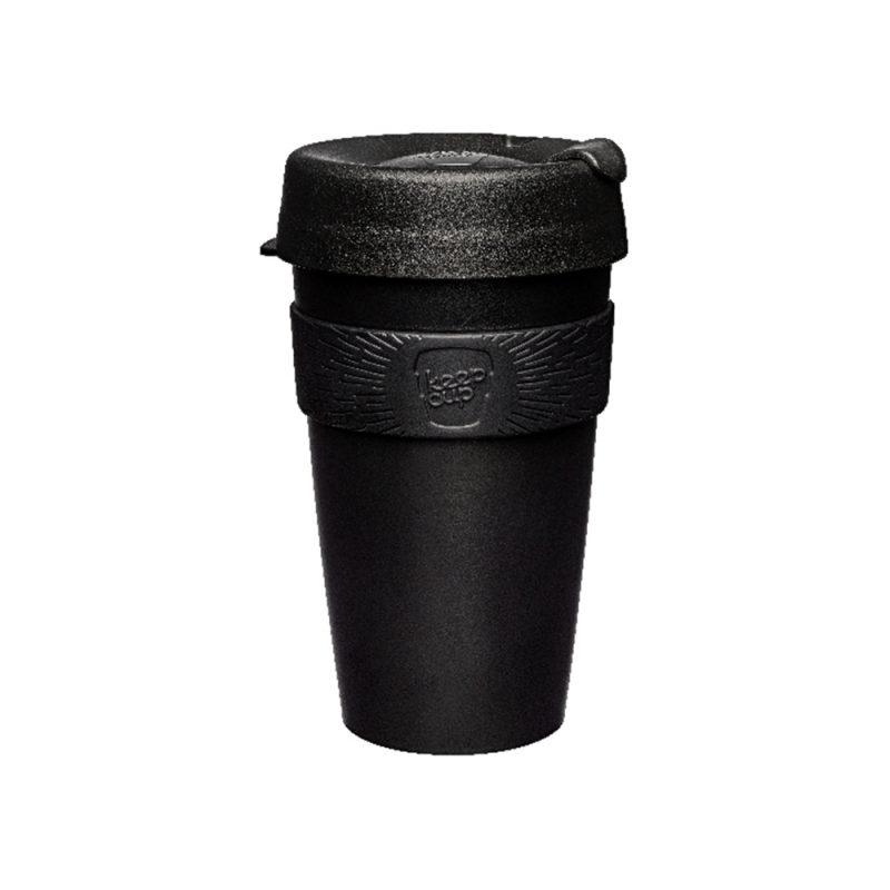 澳洲 KeepCup 隨身咖啡杯 隨行杯 L (魅力黑)