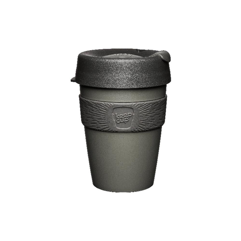 澳洲 KeepCup 隨身咖啡杯 隨行杯 M (鎧甲銀)