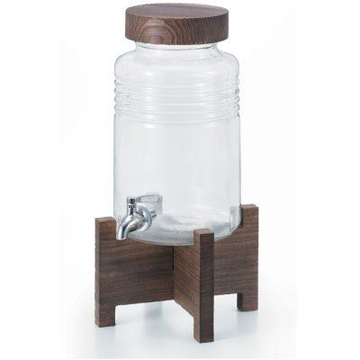 ADERIA 日本製附木架燒酌瓶 5L