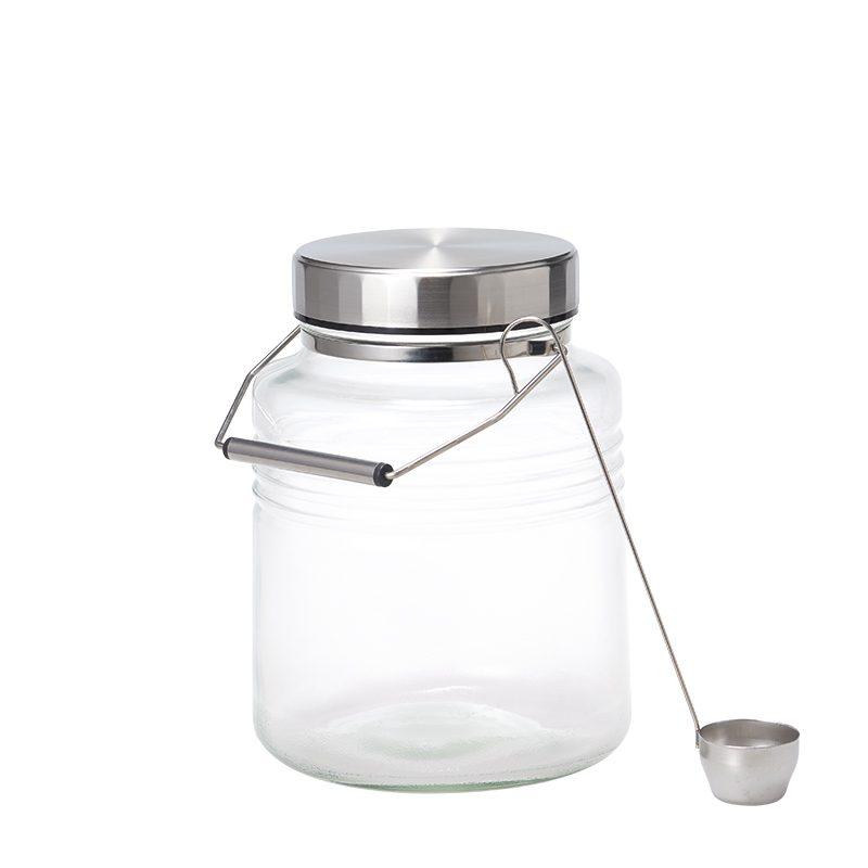ADERIA 日本製金屬蓋梅酒罐-3000ml