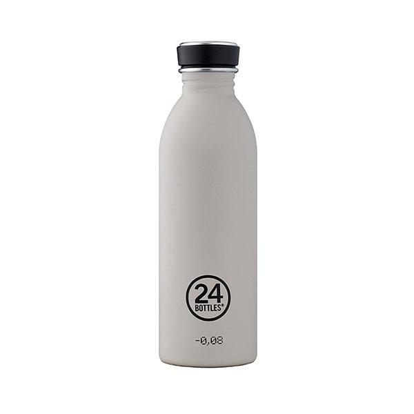 義大利 24Bottles 輕量冷水瓶 500ml (淡雅藕)