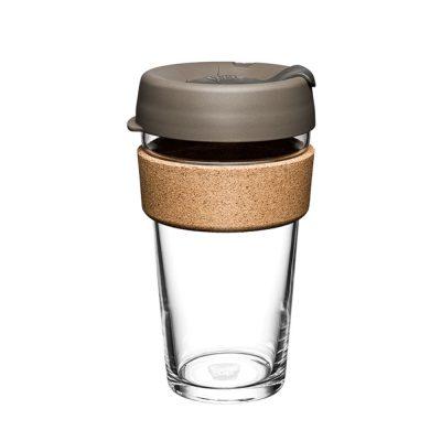 澳洲 KeepCup 隨身咖啡杯 軟木系列 L - 奶油絲絨