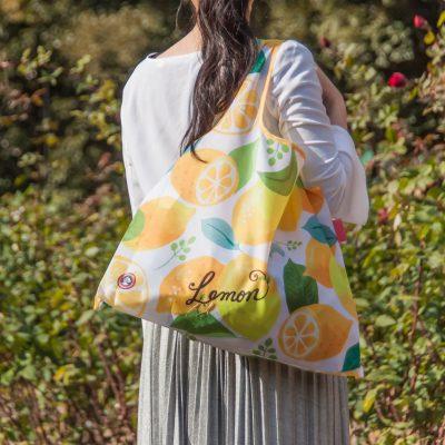 日本 Prairie Dog 設計包 夏日檸檬