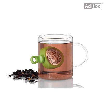 德國 AdHoc 磁吸式濾茶器 翠綠色 TE33