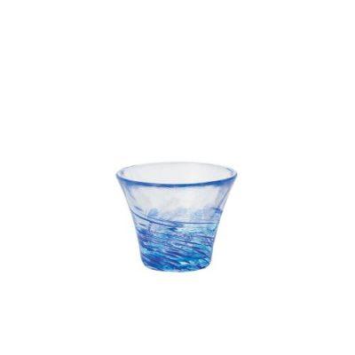 日本津輕 手作瀑布小酒杯