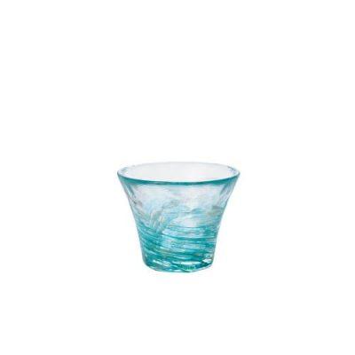 日本津輕 手作夏樁小酒杯