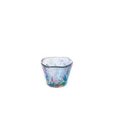 日本津輕 手作彩色清酒杯