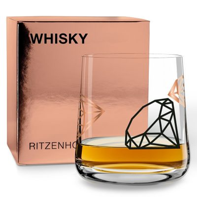 德國 RITZENHOFF WHISKY 威士忌酒杯-穩鑽