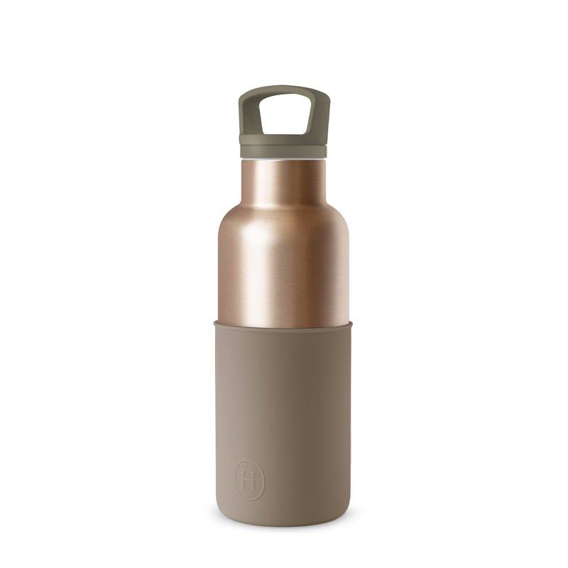 美國 HYDY 時尚不銹鋼保溫水瓶 480ml 冷杉瓶 (荒野)